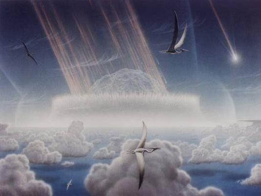 The Meteor That Killed the Dinosaurs